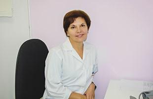 Мартынова Светлана Ивановна