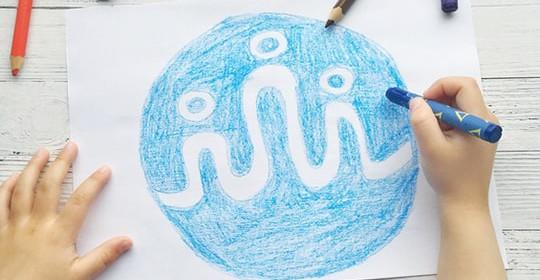 Конкурс рисунков ко Дню Защиты Детей