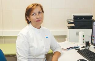Харченко Ирина Емельяновна